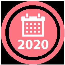 Calendario 2020 Mensile Da Stampare Gratis.Calendario 2020 Calendario 2020 Da Stampare
