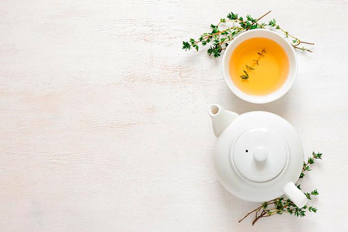 dimagrimento cinese del tè verde