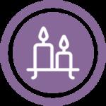 candele segno zodiacale